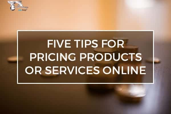 5 Tips for Pricing Products or Services Online by Scope Design