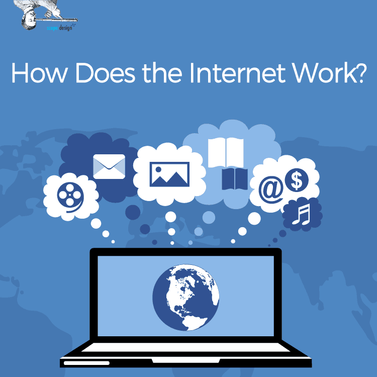 How Does Internet Work by Scope Design