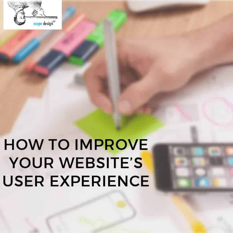 How to Improve Your Website's User Experience by Scope Design