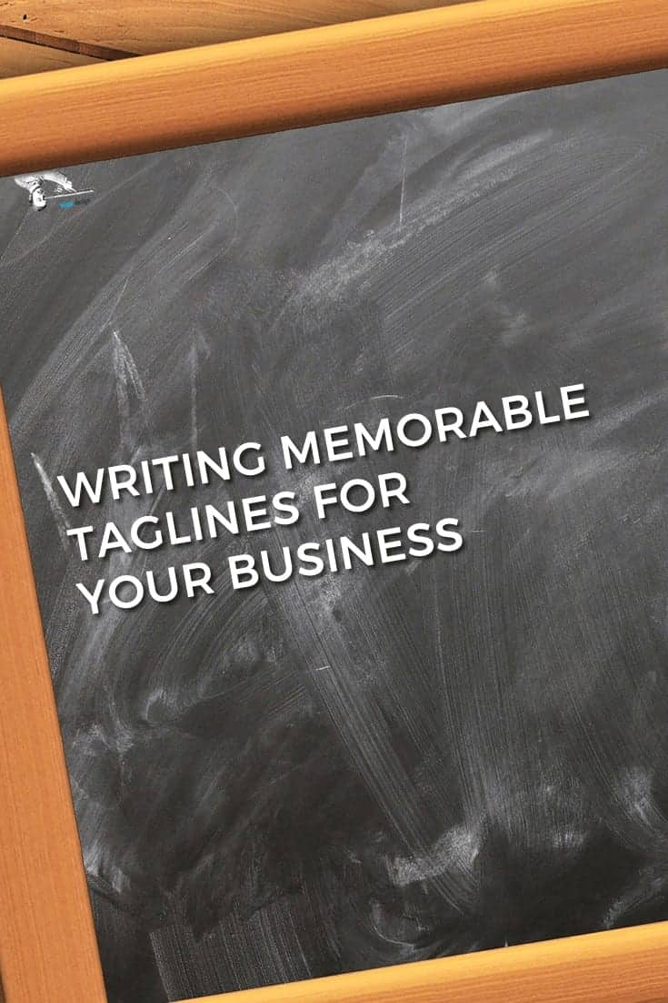 Writing #slogans or #taglines can be difficult. We take a look at how you can go about writing a memorable one for any #business or #service. via @scopedesign
