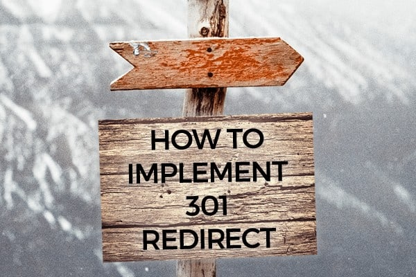 How to Implement A 301 Redirect for Good SEO by Scope Design