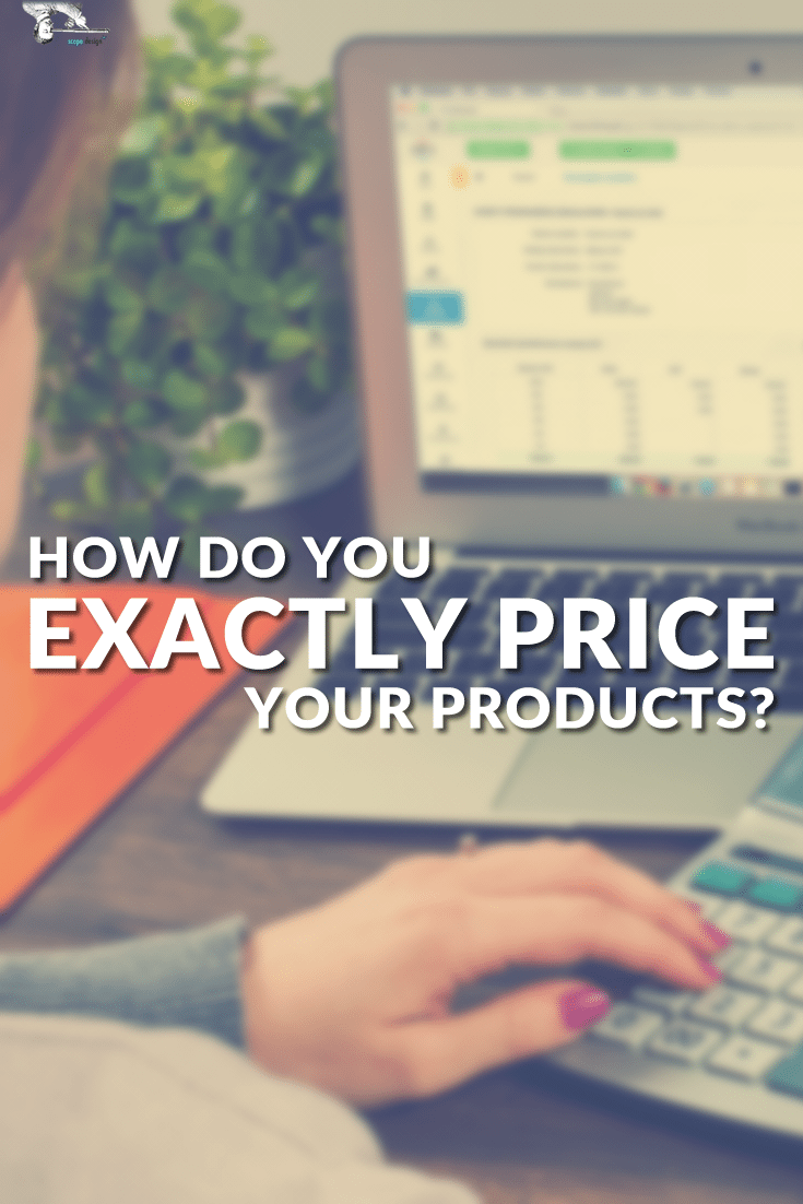 Wouldn't it be great if there was some way to know exactly what to #price for your #products to make the most #money? We have the perfect #solution. via @scopedesign