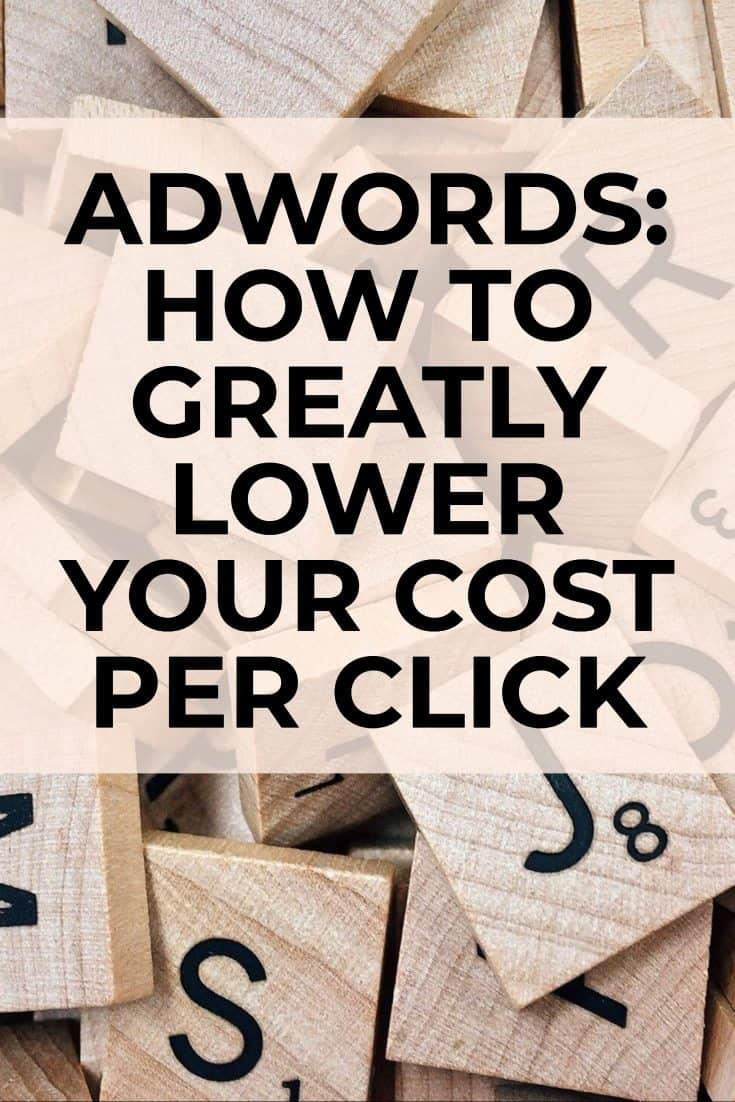 Adwords: How To Greatly Lower Your Cost Per Click. These simple steps can greatly improve your quality score, bringing your cost per click down and saving you money, while better targeting your ideal customers. via @scopedesign
