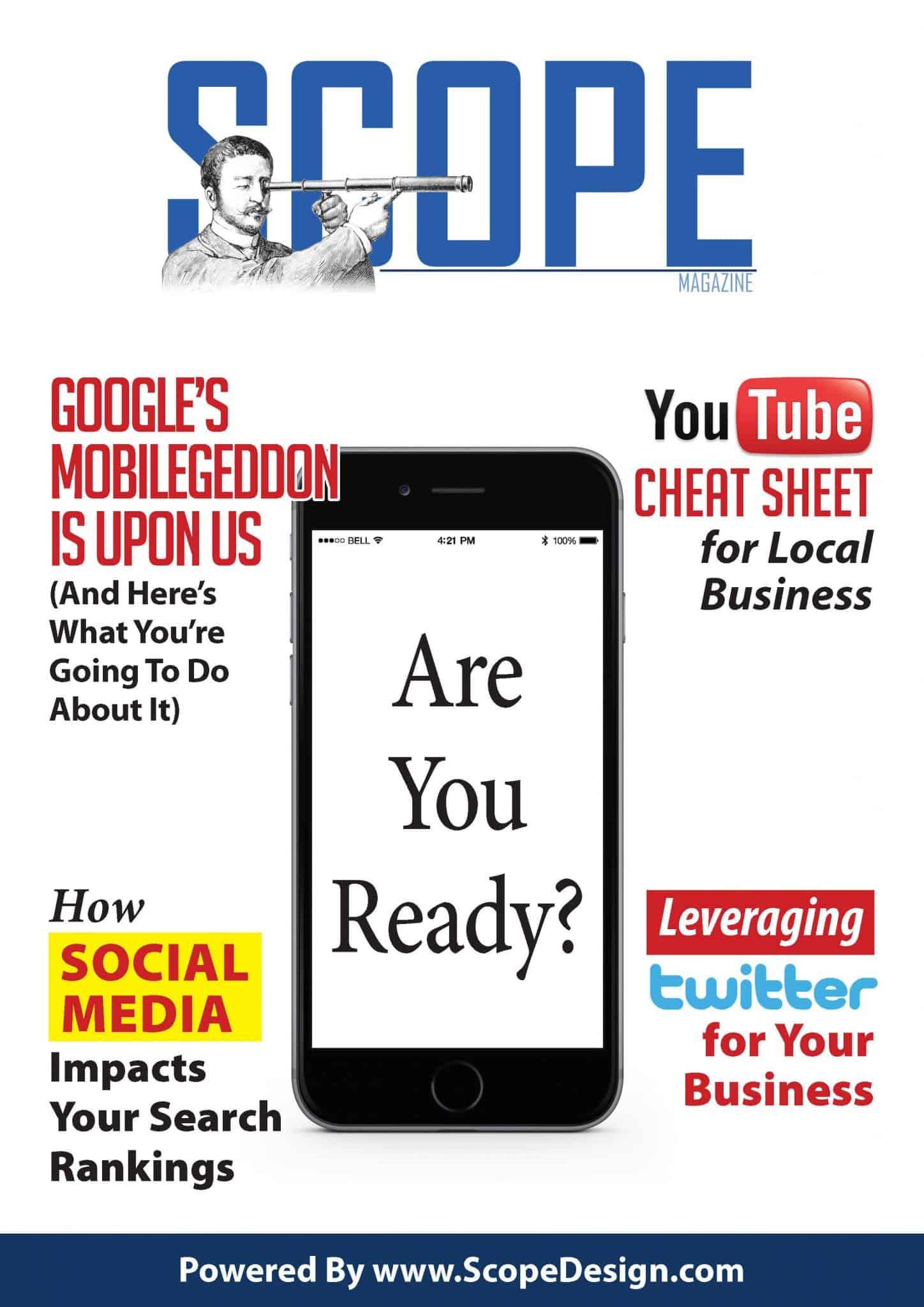 Scope Magazine – Issue #8 via @scopedesign