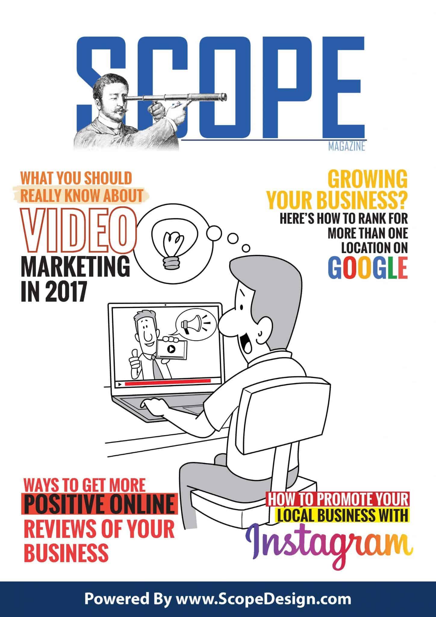 Scope Magazine – Issue #30 via @scopedesign
