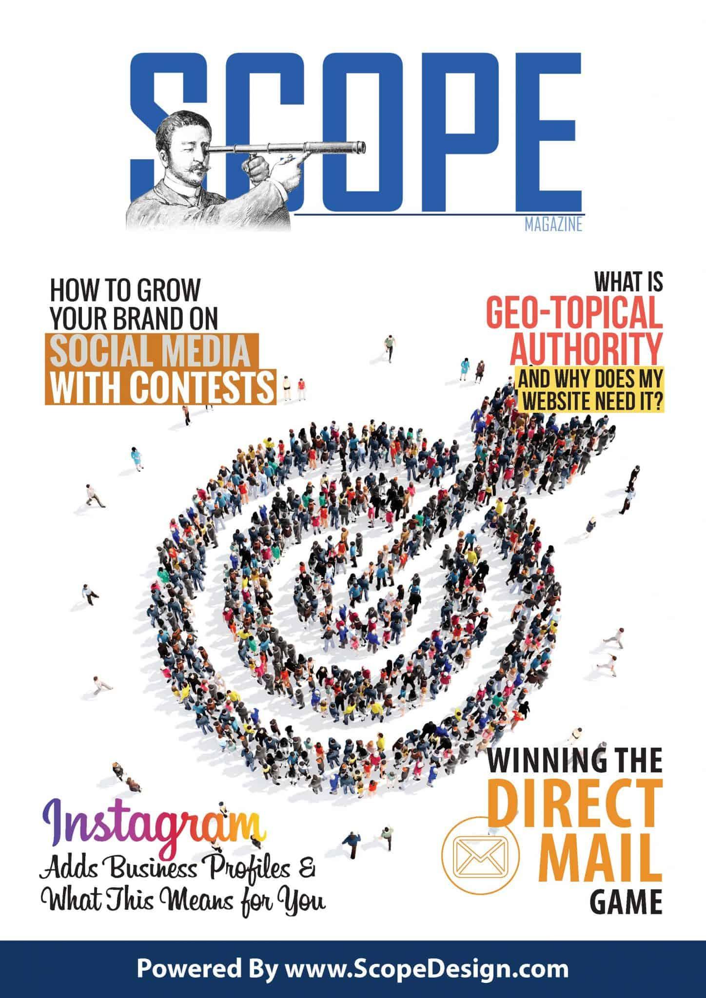 Scope Magazine – Issue #32 via @scopedesign