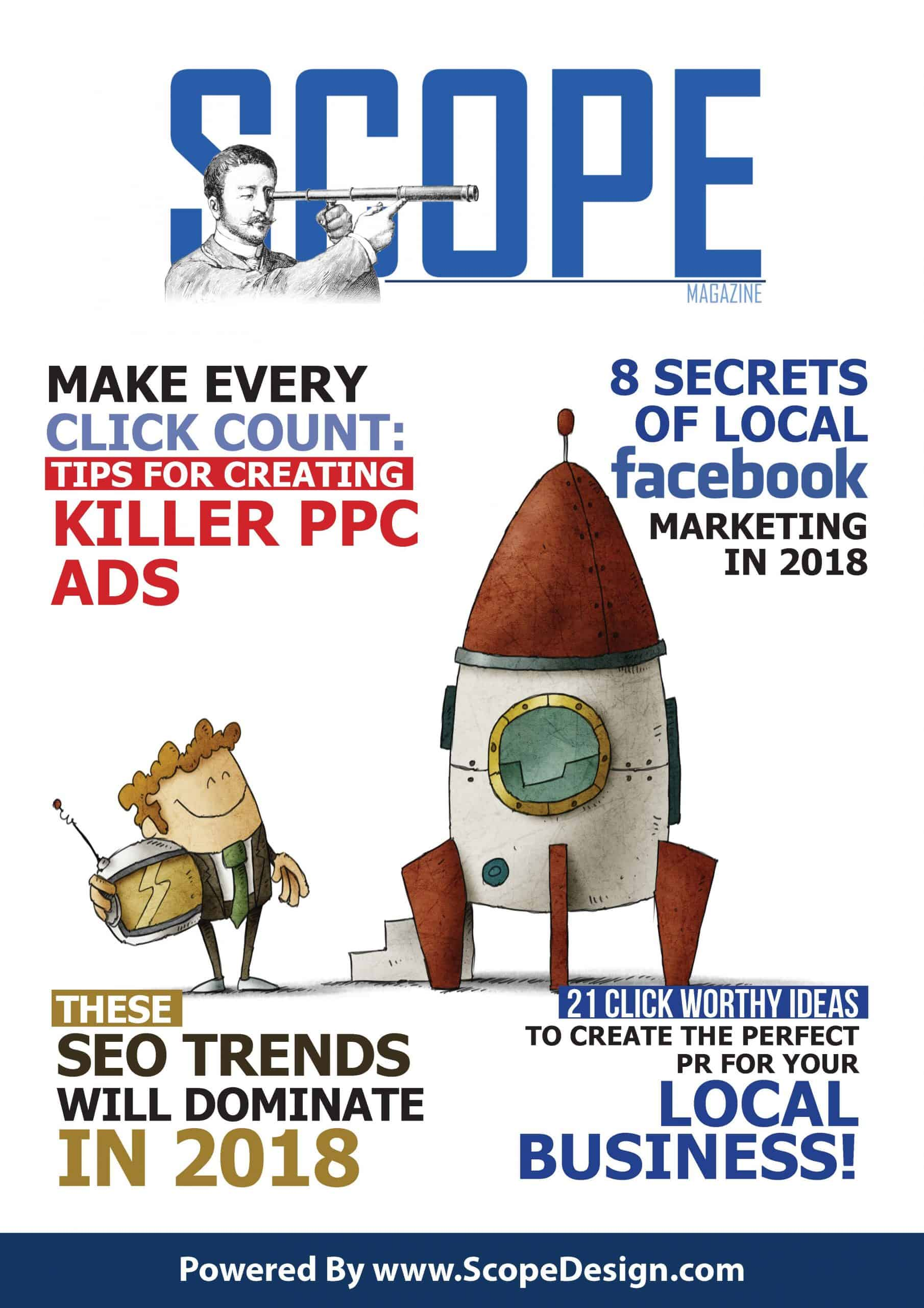 Scope Magazine – Issue #40 via @scopedesign