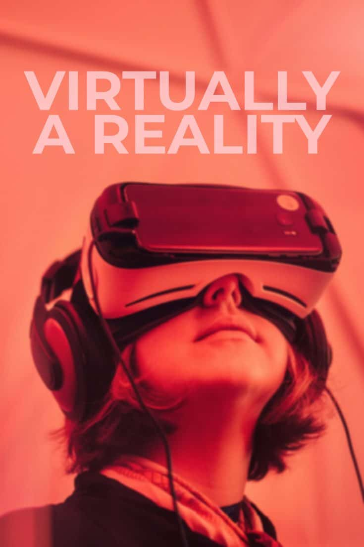 The term 'virtual reality' can be used to define any construct that doesn't exist in the real world, but we can perceive it as existing.  via @scopedesign