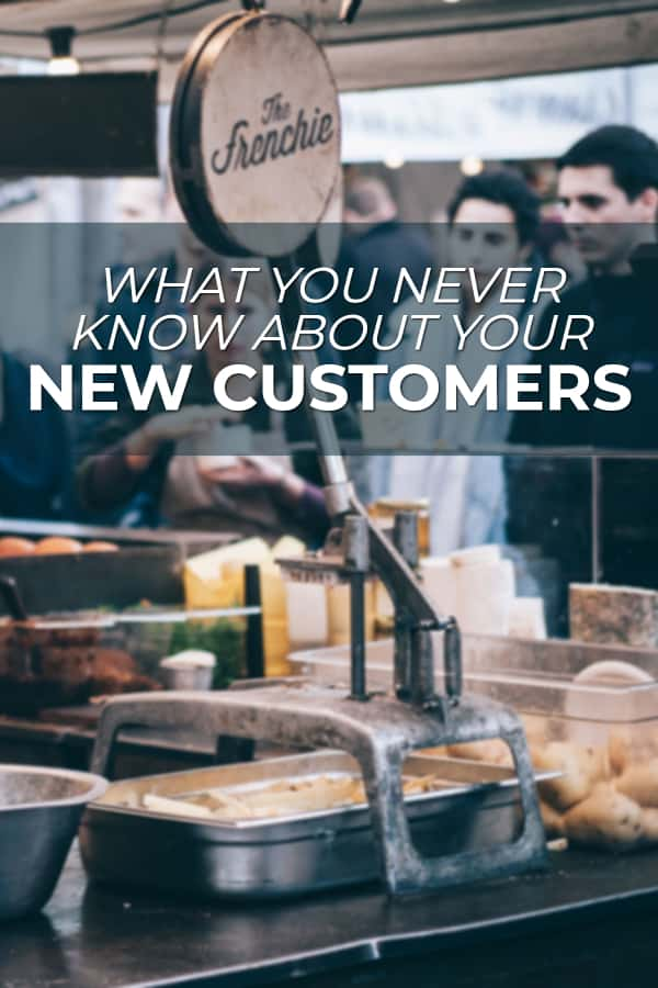 Strive to treat ALL your customers as though they are worth $1,000 to you, or even $10,000 because you'll never know! via @scopedesign