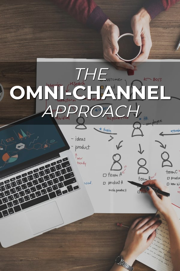 Learn how to do this omni-channel approach because written content is still relevant, but it is just not enough. via @scopedesign
