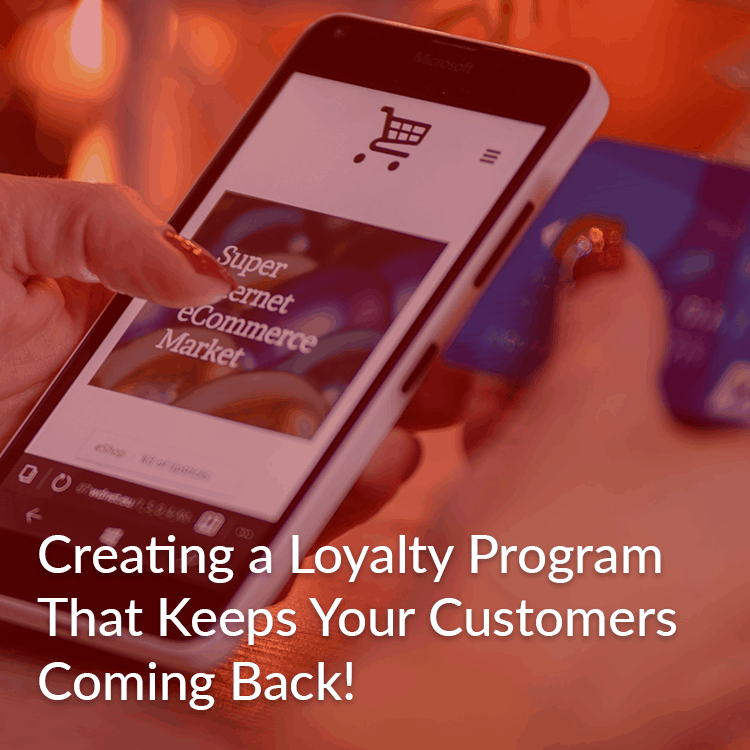 Loyalty programs are everywhere. I bet you have several loyalty cards in your wallet or ones forgotten about. Customers love them – and with good reason. via @scopedesign